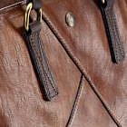 Schultertasche Elaia, Rindsleder Vintage