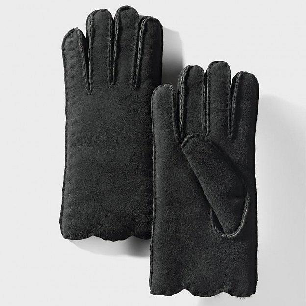 Damenhandschuh Merinolammfell