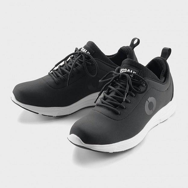 Eco-Sneaker, schwarz