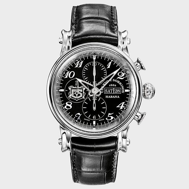 Chronograph Pirata, Automatik