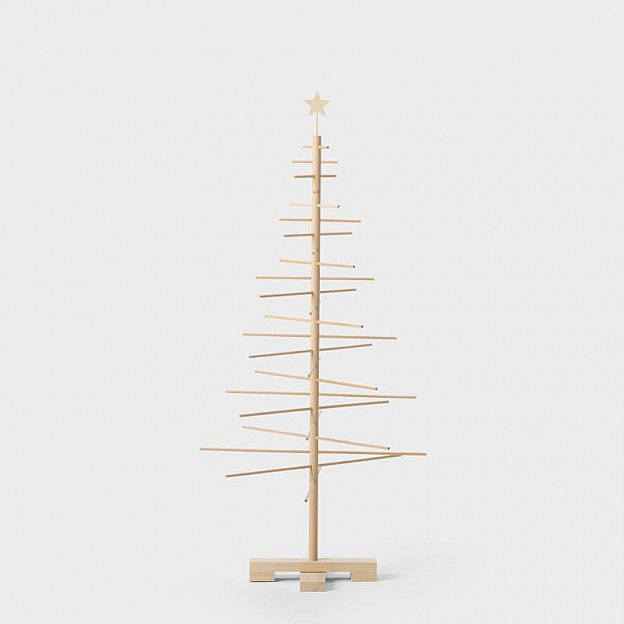 Dekorbaum Buche/Kiefer, 125 cm