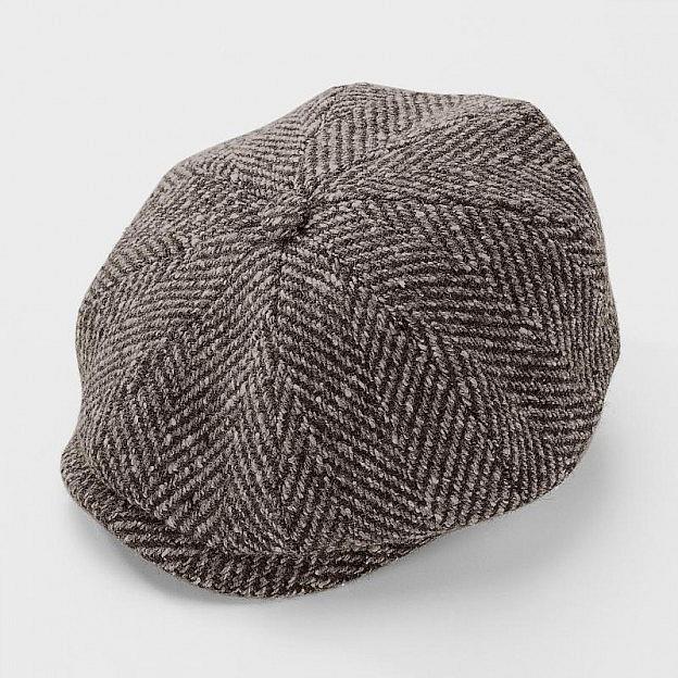 Stetson-Mütze Hatteras Schurwolle