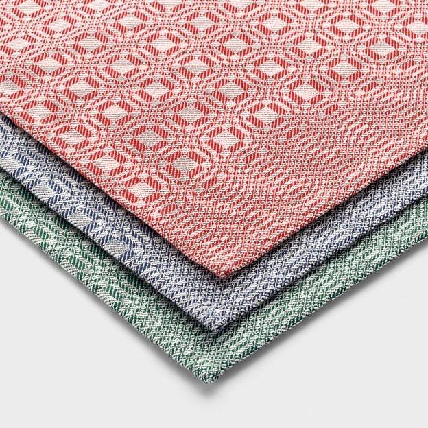 Küchen-Handtuch Baumwolle, 3er-Set