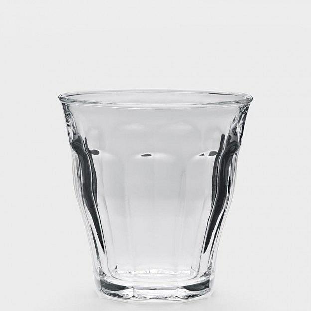 Glas 25 cl Picardie, 6er-Set