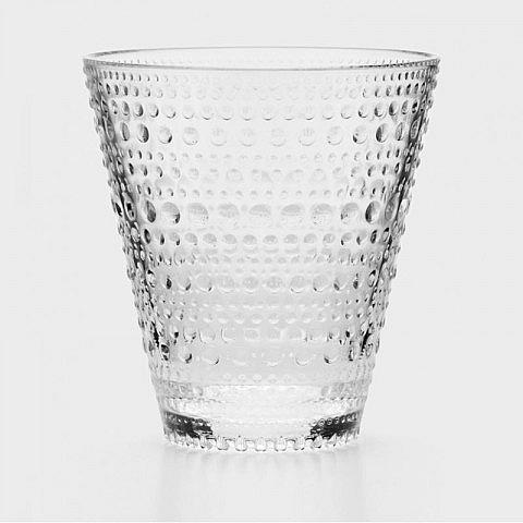 Wasserglas 2er-Set, klar