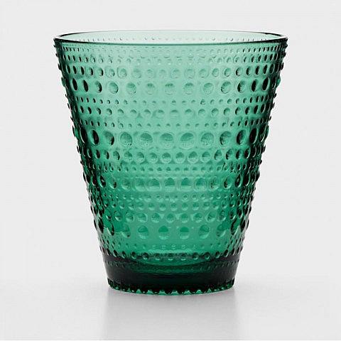 Wasserglas 2er-Set, grün