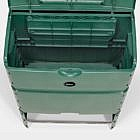 Komposter mit 3-Kammern-System