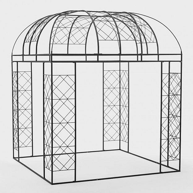 Pavillon Stahl