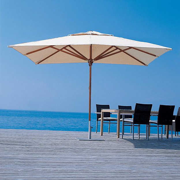 Sonnenschirm Luxus, natur