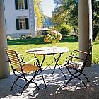 Gartenstuhl de luxe