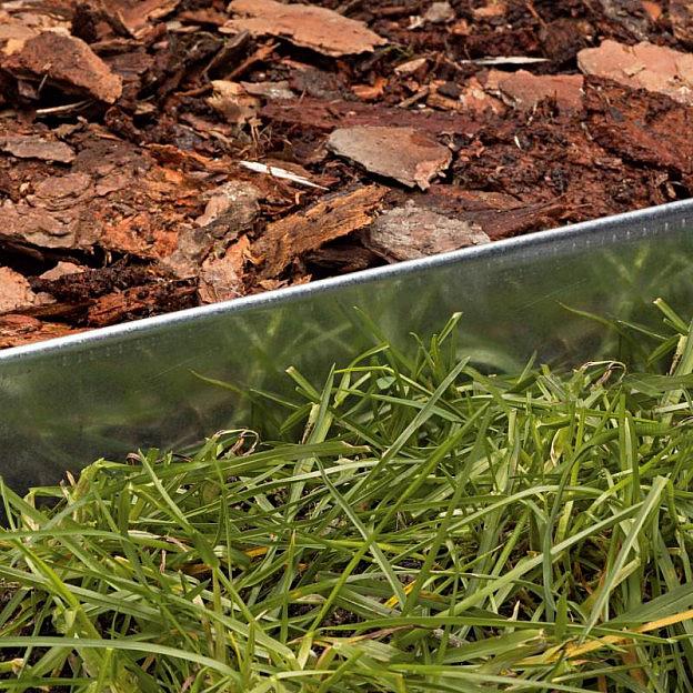 Beet- und Rasenkante 8er-Set