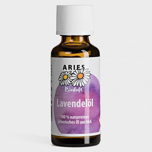 Lavendelöl, Bio-Qualität