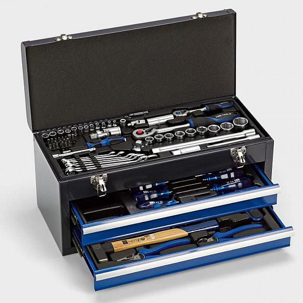 Metall-Werkzeugkoffer 70-teilig