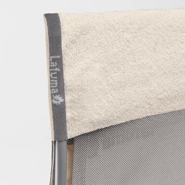Frottéauflage für den Liegestuhl HLE-Stahlrohr/Batyline