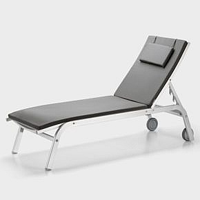 deckchair aluminium eloxiert biber umweltprodukte. Black Bedroom Furniture Sets. Home Design Ideas