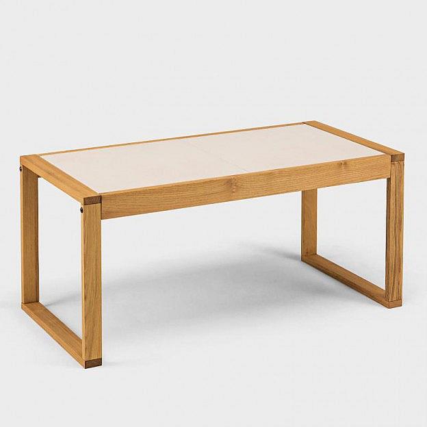 Lounge-Tisch Arche, Robinie