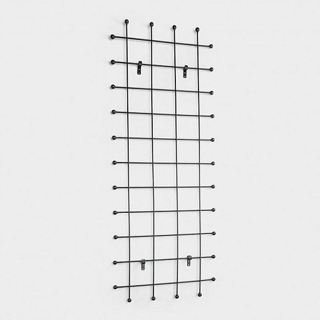 Rankspalier Stahl, 65 cm